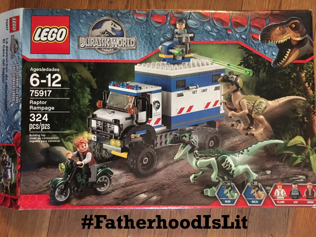 cool4dads.com jurassic world lego