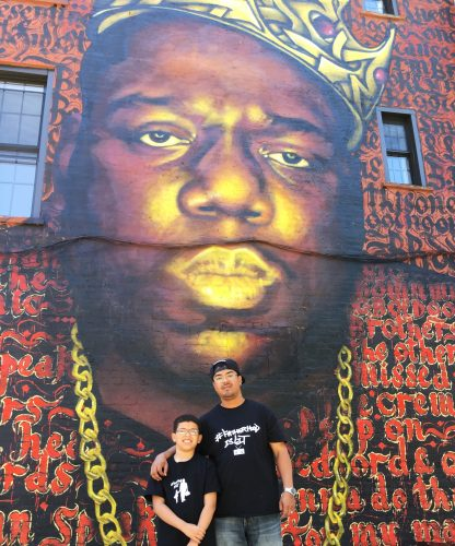 #FatherhoodIsLit Biggie Smalls Is The Illest