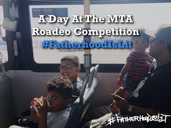 #FatjerhoodIsLit x MTA Roadeo