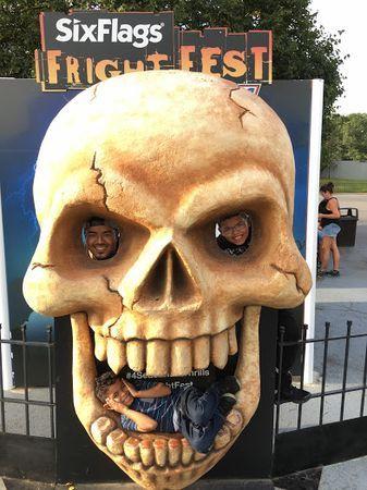 #FatherhoodIsLit x Fright Fest