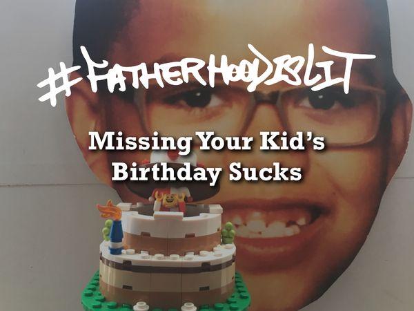 Happy Bday #FatherhoodIsLit