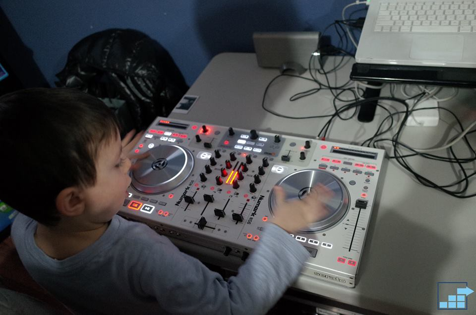 #FatherhoodIsLit DJ Workshop