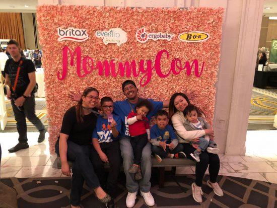 #FatherhoodIsLit x MommyCon