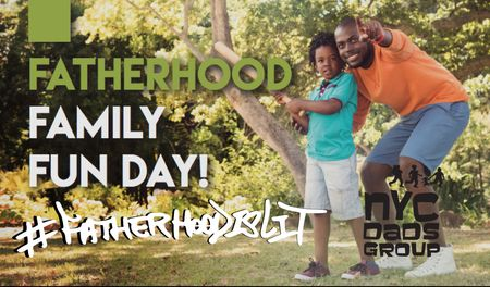 #FatherhoodIsLit SICPP Family Fun Day