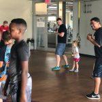 #FatherhoodIsLit Crunch Gym Dad Travels