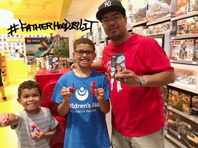 #FatherhoodIsLit Mystery Packs Mystery Boxes