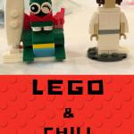 #LEGOAndChill #FatherhoodIsLit