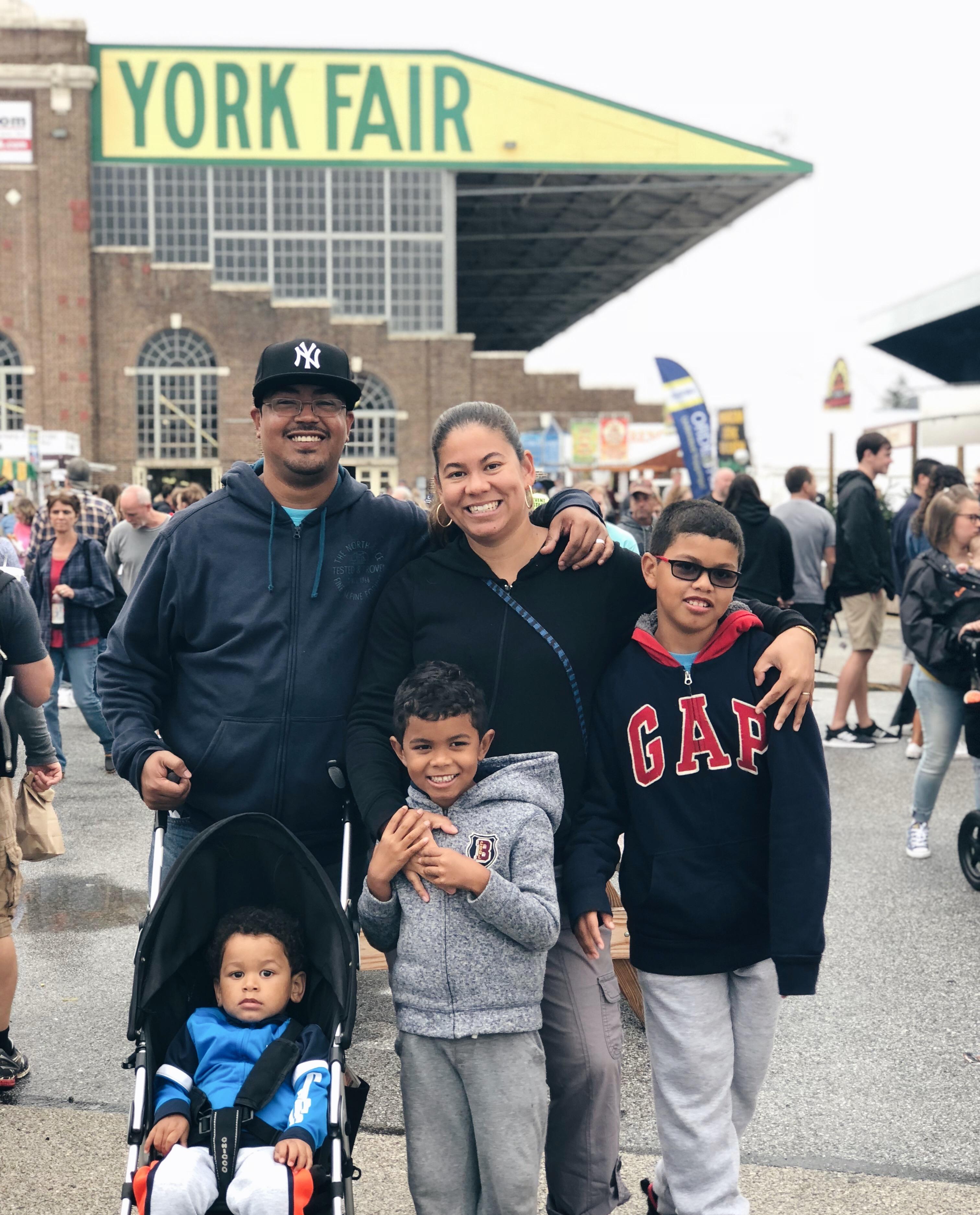 State Fairs #FatherhoodIsLit