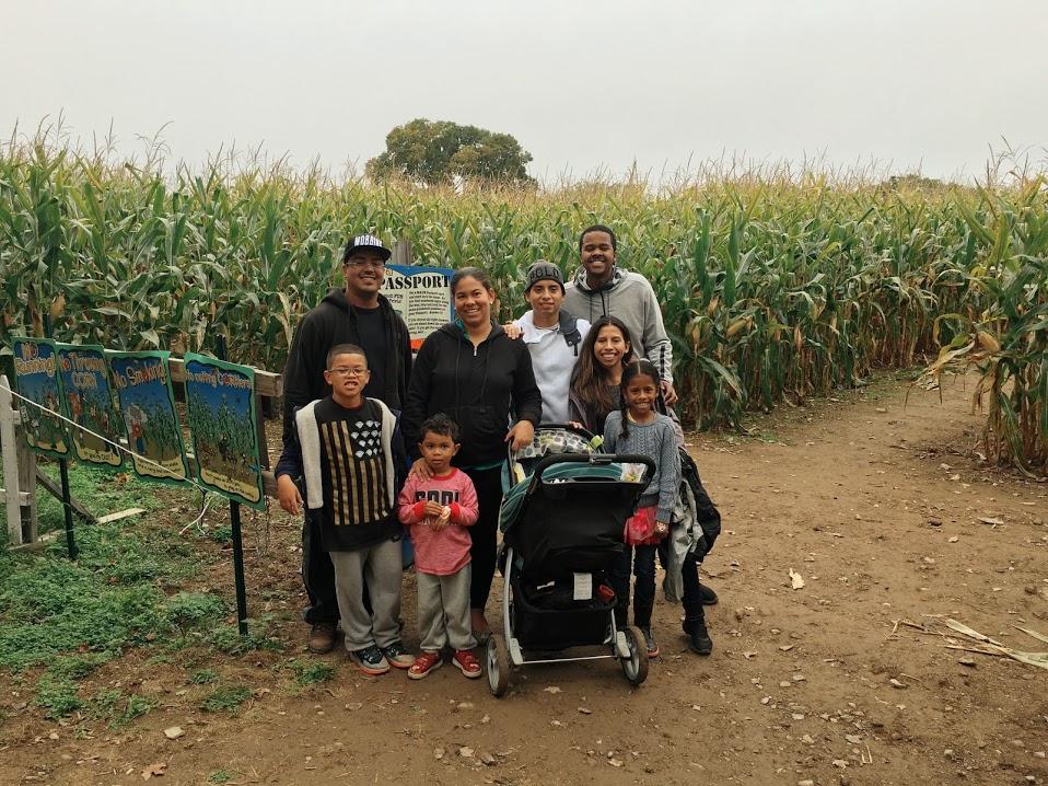 Corn Maze #FatherhoodIsLit