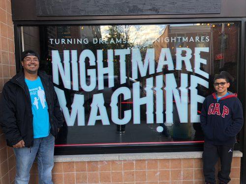 Nightmare Machine #FatherhoodIsLit