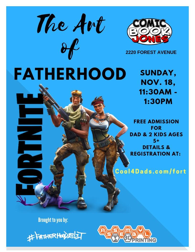 #ArtOfFatherhood #FatherhoodIsLit