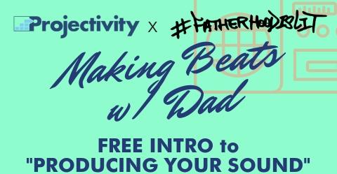 beats #FatherhoodIsLit