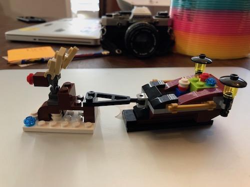 #LegoAndChill