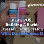 #FatherhoodIsLit Barbie