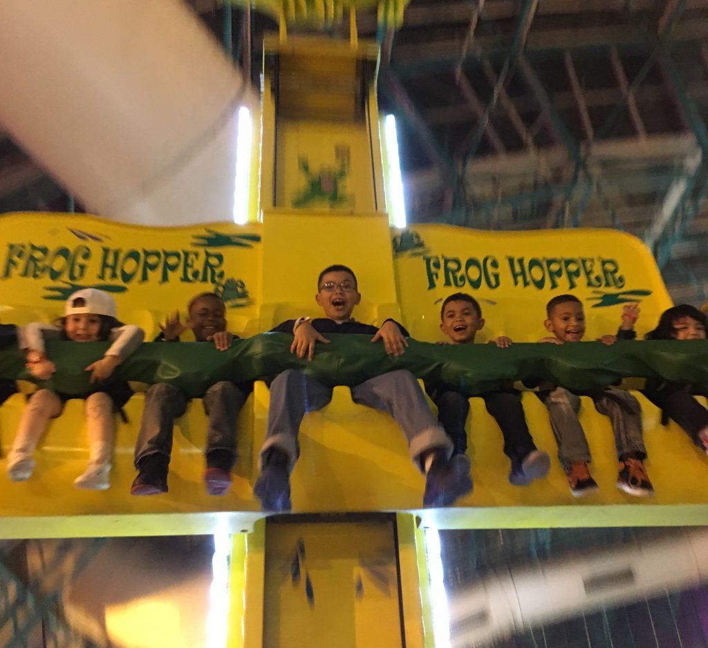 #FatherhoodIsLit Circus Circus