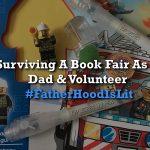 #FatherhoodIsLit Book Fair