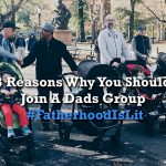#FatherhoodIsLit Dads group