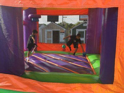 #FatherhoodIsLit x Bounce House