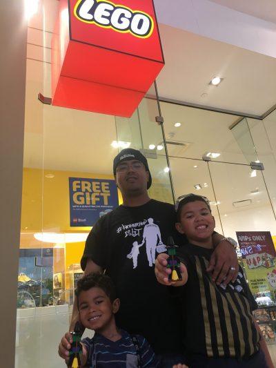 #FatherhoodIsLit x Lego Witch