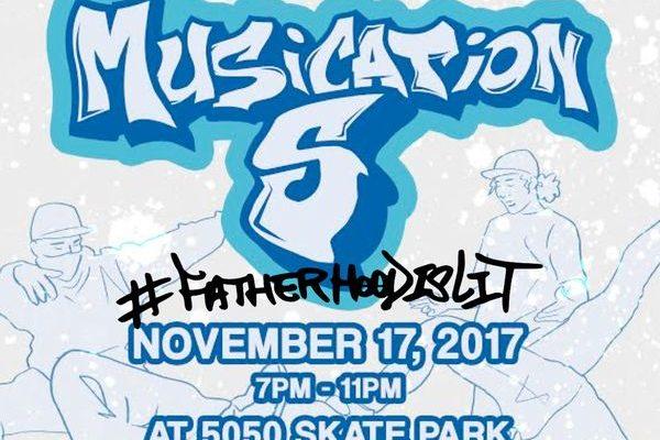 #FatherhoodIsLit Musication 5