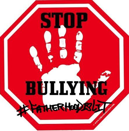 #FatherhoodIsLit Bully