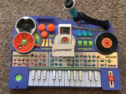 #FatherhoodIsLit DJ Workshop