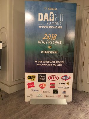 #FatherhoodIsLit #Dad2Summit 2