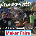 Maker Faire NYC 2018 #FatherhoodIsLit