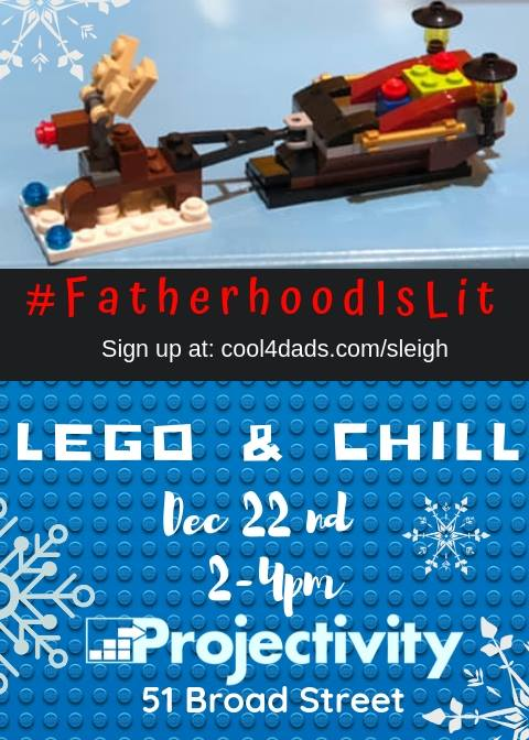 #LegoAndChill Cool For Dads