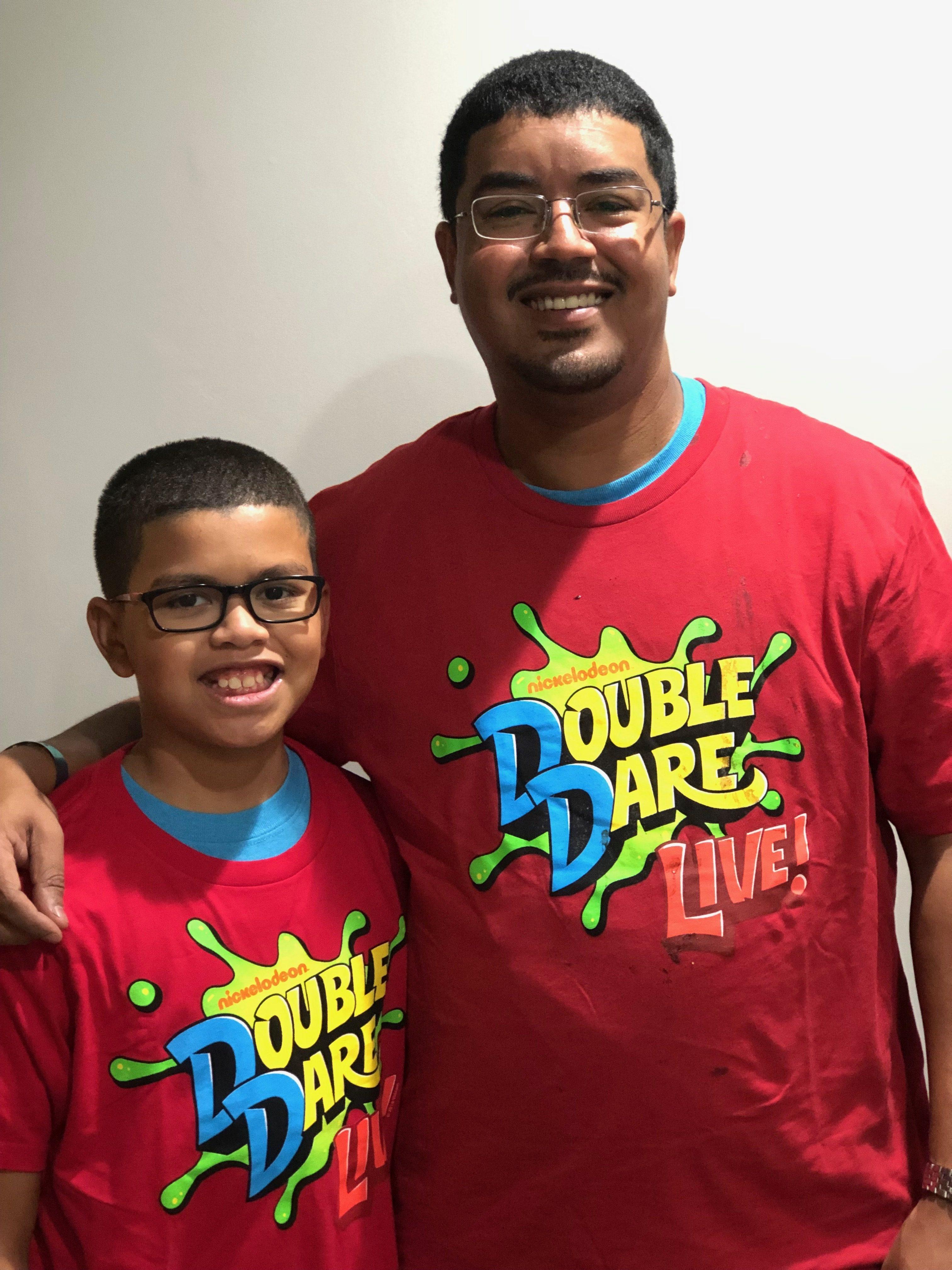 #DoubleDareLive #FatherhoodIsLit