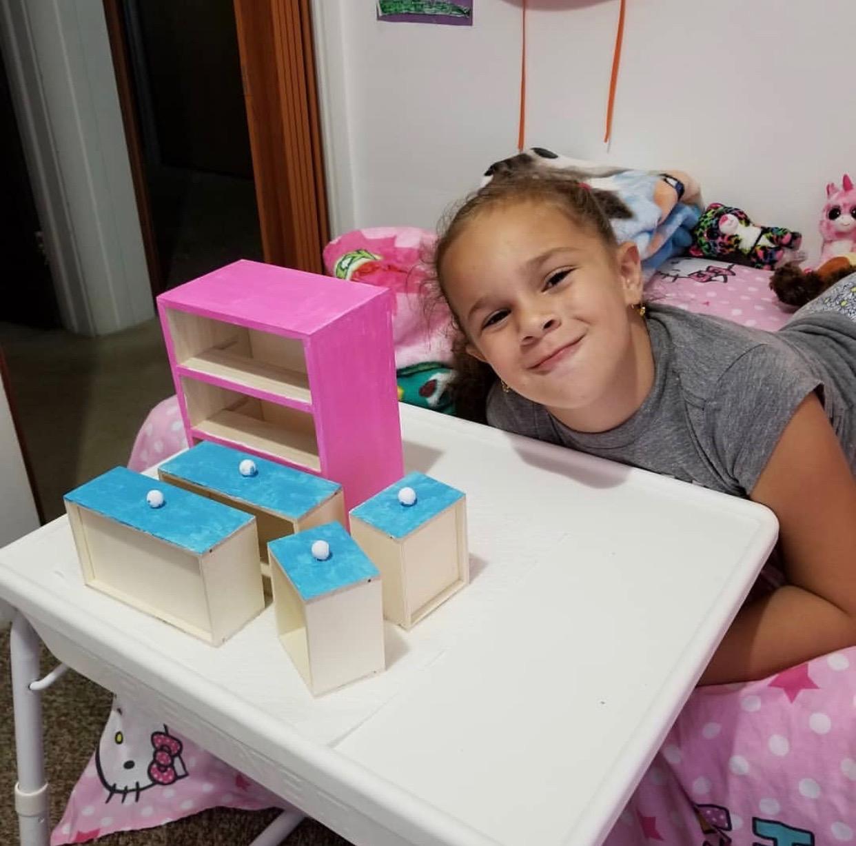 Building A Dresser Supplies #FatherhoodIsLit