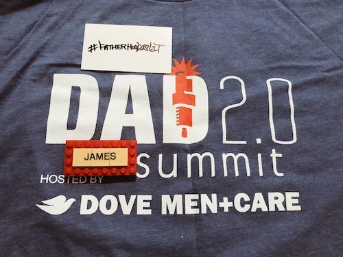 #FatherhoodIsLit Dad2summit