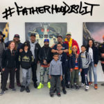 Bk The Artist x #FatherhoodIsLit