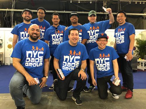 fatherhood is lit nyc dads group