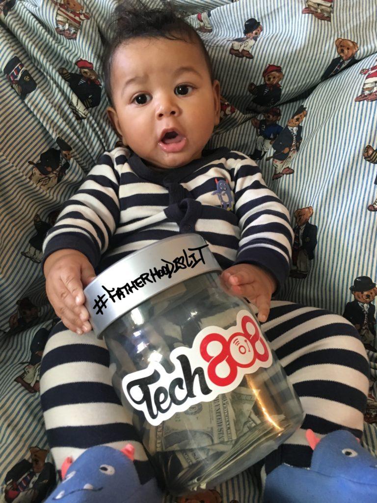 money talk fatherhood is lit