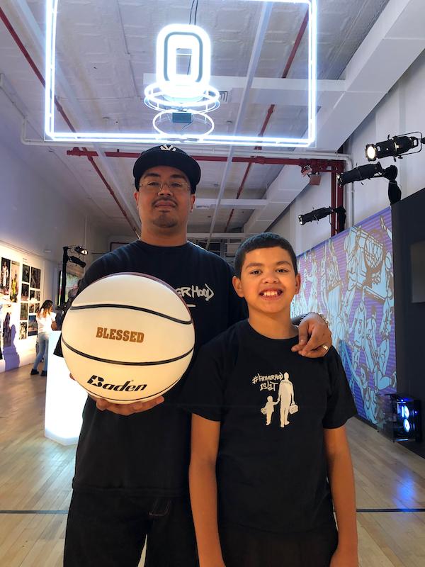 fatherhood is lit sports