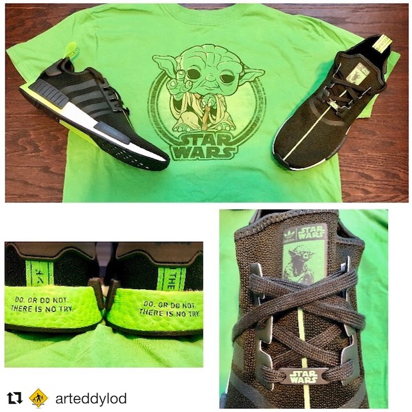Life Of Dad with Art Eddy #FatherhoodIsLit sneakers