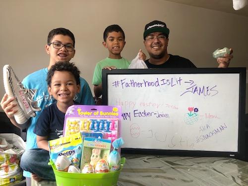 fatherhoodislit benefit