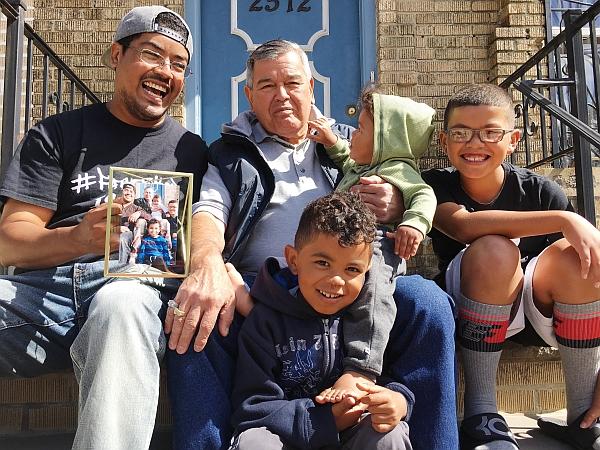 south bronx #FatherhoodIsLit