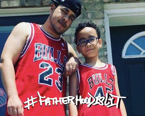 Rob Markman #FatherhoodIsLit