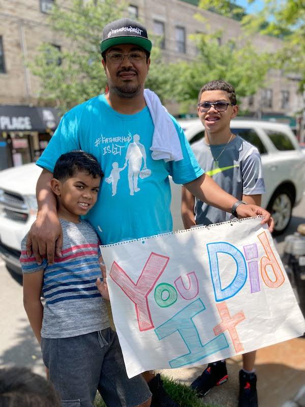communicating with teachers fatherhood is lit #FatherhoodIsLit