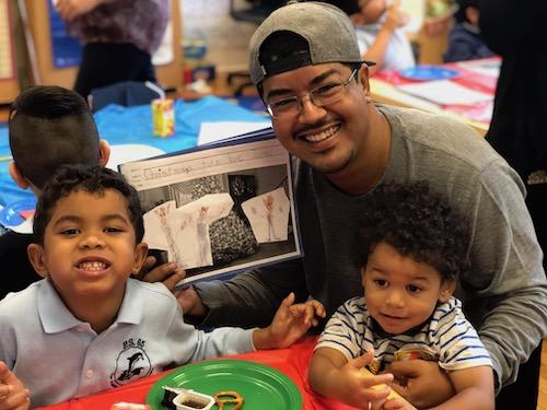 COVID #FATHERHOODISLIT Fatherhoodislit