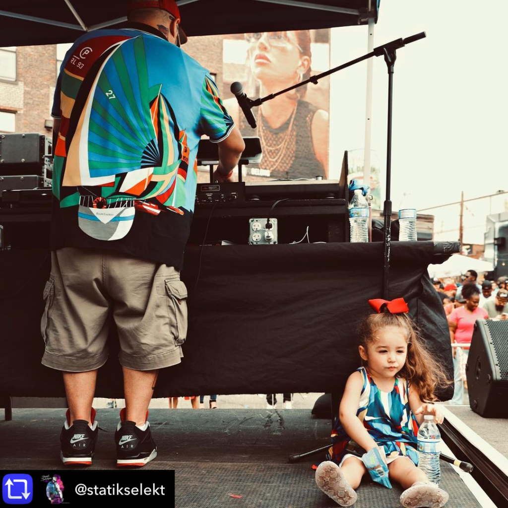 Balancing family with Statik Selektah and #FatherhoodIsLit