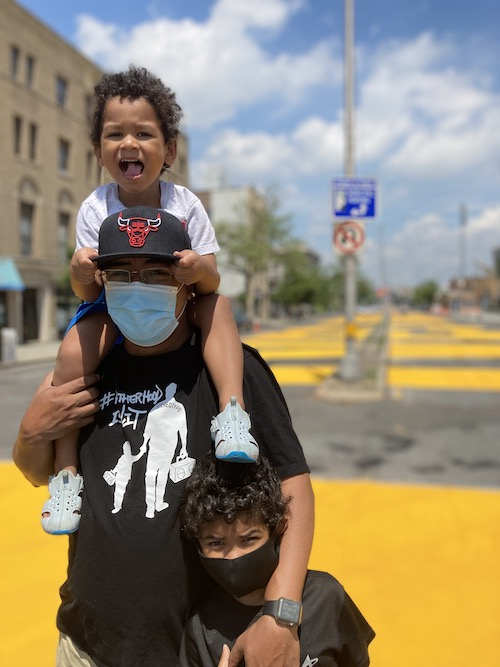 note on pride fatherhood is lit