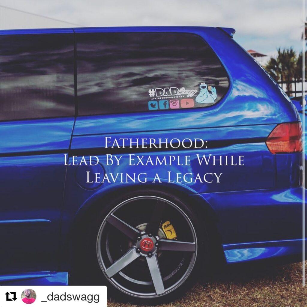 nate watson minivan dad