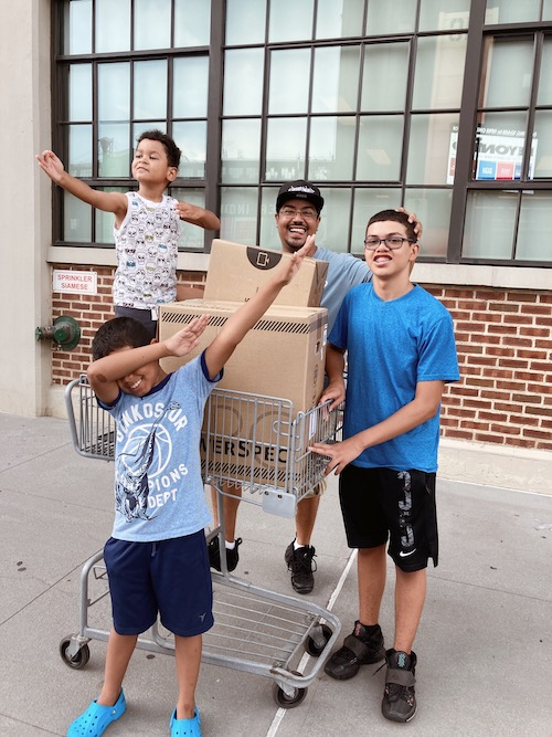 rewarding your kids for doing good