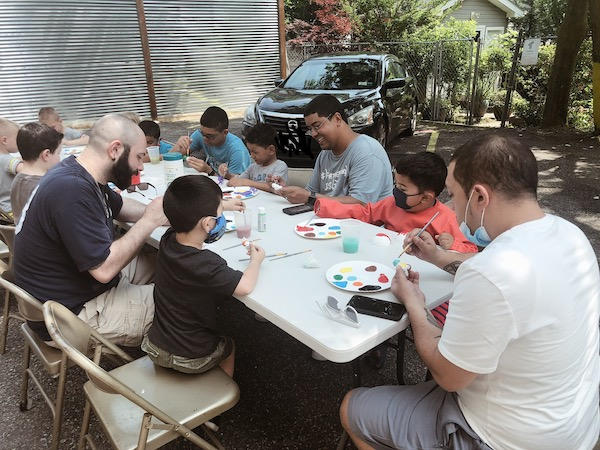 paint events Your kids are built different and that's ok! #FatherhoodIsLit
