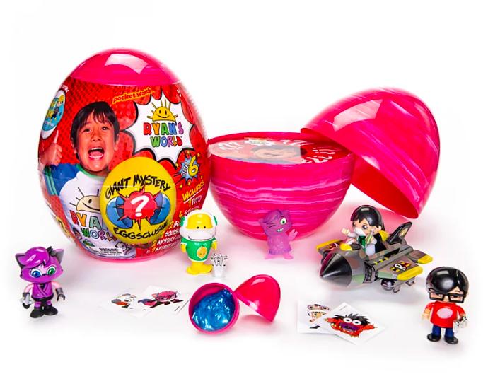 mystery toys #FatherhoodIsLit